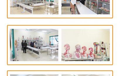 Phòng thực hành Giải phẫu sinh lý