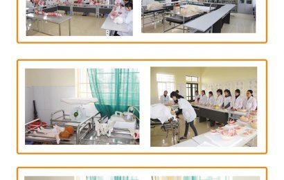 Phòng thực hành Sức khỏa sinh sản – DSKHHGĐ
