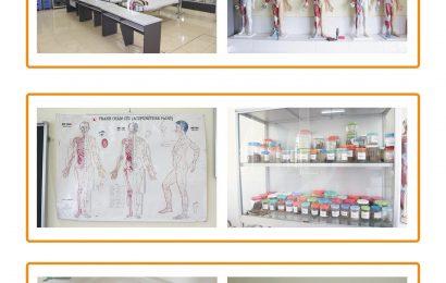 Phòng thực hành Y học cổ truyền – PHCN