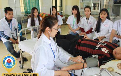 """Trường Cao đẳng Y Dược Nội Tuyển sinh năm 2018 – """"Chọn mặt gửi vàng"""""""