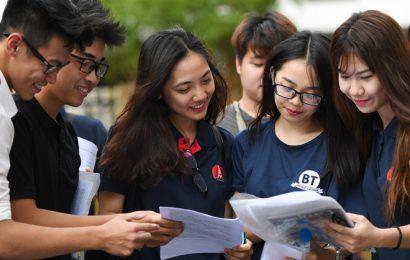 Sau khi biết điểm thi THPT Quốc gia thí sinh cần làm những gì?
