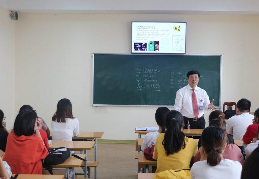 """Trường Cao đẳng Y Dược Hà Nội tổ chức """"Tuần sinh hoạt công dân học sinh sinh viên năm học 2019 – 2020"""""""