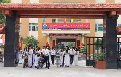 Trường CĐ Y Dược Hà Nội – Nơi tạo dựng cơ hội việc làm cho sinh viên sau khi ra trường