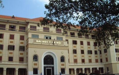 Trường Đại học Y Hà Nội công bố phương án tuyển sinh 2017