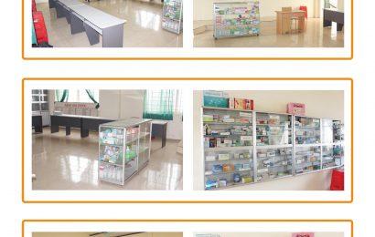 Phòng thực hành bán thuốc