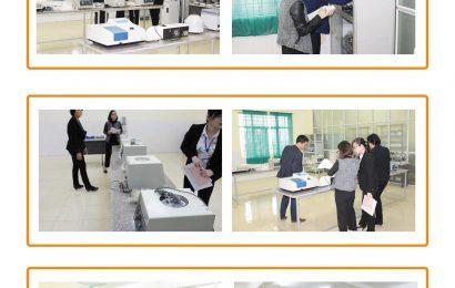 Phòng thực hành Xét nghiệm hóa sinh – huyết học