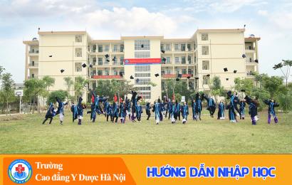 Hướng dẫn nhập học cho tân sinh viên chính quy Khóa 2017