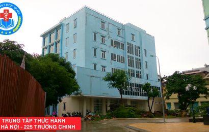Trường Cao đẳng Y Dược Hà Nội – ĐC: 225 Trường Chinh sẵn sàng bước vào năm học mới