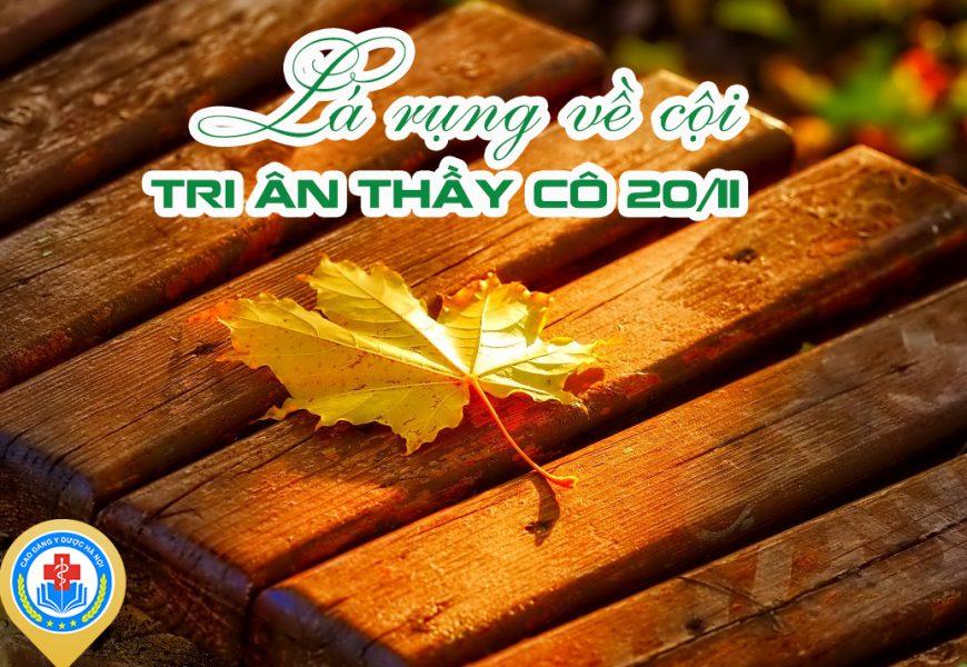 KH Chào mừng Kỷ niệm 35 năm ngày Nhà giáo Việt Nam (20/11/1982 – 20/11/2017)