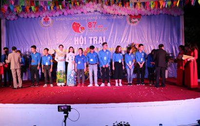 Trường CĐ Y Dược Hà Nội tổ chức Hội trại kỷ niệm 87 năm ngày thành lập Đoàn TNCS Hồ Chí Minh (26/3/1931 – 26/3/2018)