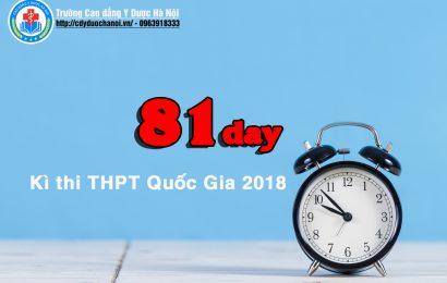 Hồ sơ đăng ký dự thi THPT Quốc gia 2018 gồm những gì ?