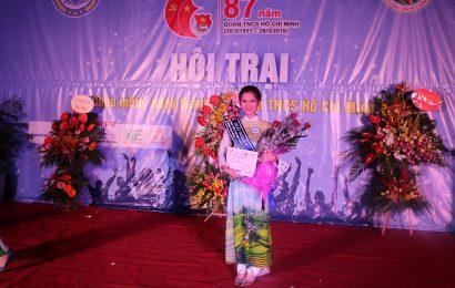 Chung kết cuộc thi Sinh viên thanh lịch 2018 – Trường Cao đẳng Y Dược Hà Nội