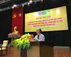 Trường Cao đẳng Y Dược Hà Nội được Bộ LĐTBXH công nhận 3 ngành trọng điểm Quốc Gia.