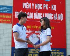 Hình thức tuyển sinh 2018 Trường Cao đẳng Y Dược Hà Nội có gì mới?