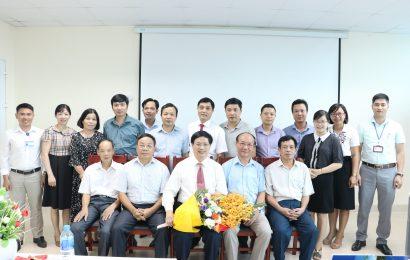 Phiên họp thứ nhất Hội đồng Khoa học và Đào tạo Trường Cao đẳng Y Dược Hà Nội nhiệm kỳ 2018 – 2023