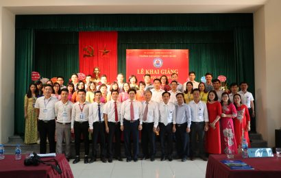 Trường Cao đẳng Y Dược Hà Nội tổ chức Lễ Khai giảng năm học 2018 – 2019