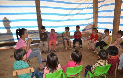 [Bộ Giáo dục]Cả nước còn tới 150.452 phòng học tranh tre nứa lá, tạm, nhờ, mượn, thuê