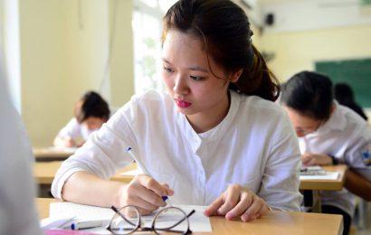 Bộ GD&ĐT chính thức công bố phương án tổ chức kì thi THPT quốc gia 2019