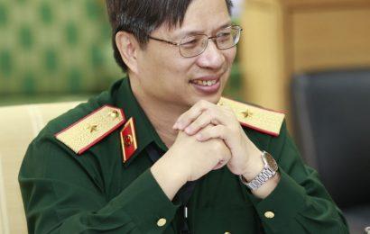 Thiếu tướng – GS.TS LÊ TRUNG HẢI:Trái ngọt từ sự cống hiến