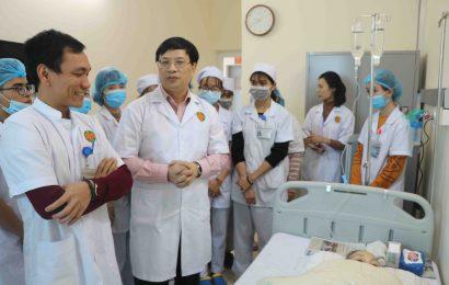Trường CĐ Y Dược Hà Nội: Phát huy hiệu quả các mô hình hợp tác để để đào nhân lực