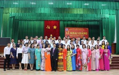 Trường Cao đẳng Y Dược Hà Nội Khai giảng Năm học2019-2020