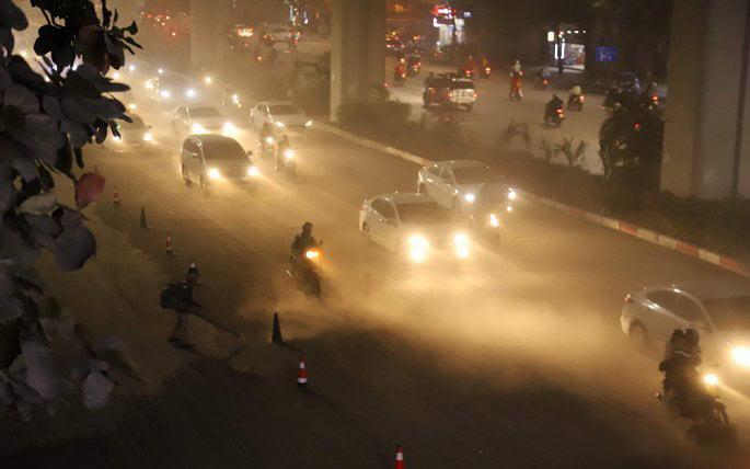 Bộ Y tế hướng dẫn dự phòng, bảo vệ sức khỏe cộng đồng trước tác động của ô nhiễm không khí