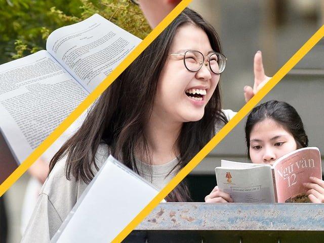 Thi tốt nghiệp THPT 2020: Vẫn tách điểm môn thành phần bài tổ hợp