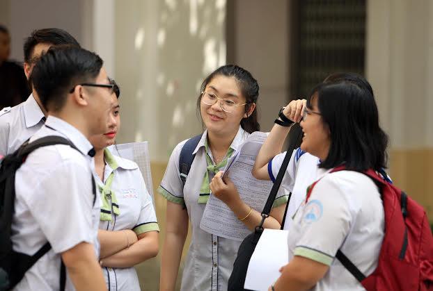 Bộ GD-ĐT công bố đề tham khảo kỳ thi THPT quốc gia 2020
