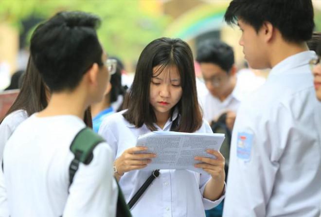 Dự kiến thời gian thi tốt nghiệp THPT quốc gia 2021